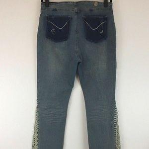 Crest Jeans - Crest Jeans Size 20 Vintage Boho Hippie